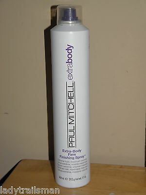 PAUL MITCHELL EXTRA BODY FIRM FINISHING SPRAY 11oz