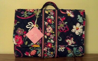 Vera Bradley NWT  Retired  *Changing Pad Clutch in Ribbons*  Washable Authentic
