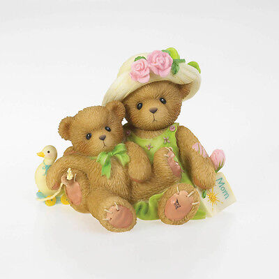 Cherished Teddies Nothing Compares to the Love of Mom Bear figurine 4018048 NEW