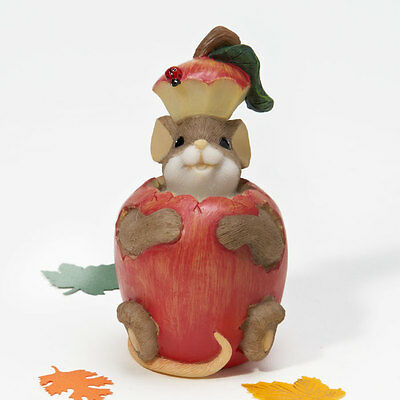 Charming Tails Something Special In You Mouse 4023642 NEW Halloween Fall Autumn