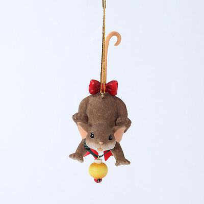 Charming Tails Nothing Decorates the Season Like You Ornament NEW 4027667 Friend