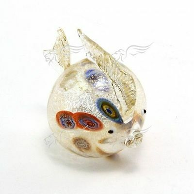 Sculpture Collection Blowfish Murano Glass Made in Italy