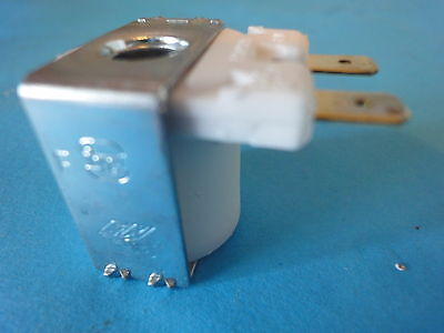 SV240 240v PUSH ON SOLENOID VALVE COIL FOR UNIVERSAL PLASTIC WATER INLET VALVES