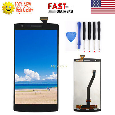 For Oneplus One 1+ A0001 LCD Screen Display + Touch Digitizer Glass Assembly