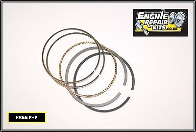 Mini/Peugeot 1.4/1.6 16v N14 N12 EP6 4 Cyl Piston Rings Set Layout:1.2 x 1.5 x 2