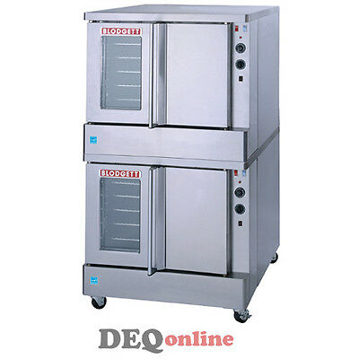 Blodgett SHO-100-G Double Full Size Gas Convection Oven