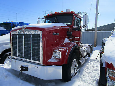 1992 Kenworth T800 Day Cab 457k Miles 3406 Cat 15 Speed Wet Kit HD Cooling