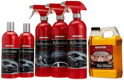 Mothers Reflections Car Care Kit