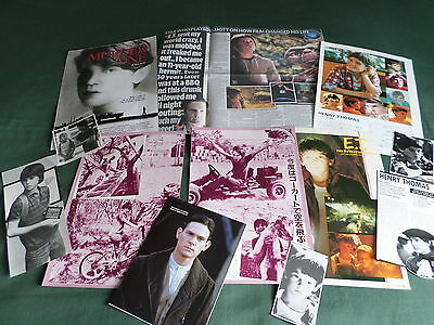 Henry Thomas - Film Star  - Clippings /cuttings Pack