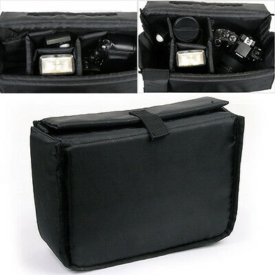 MATIN Extendable Cushion Partition-M Lens RF D-SLR SLR Camera Insert Padded Bag