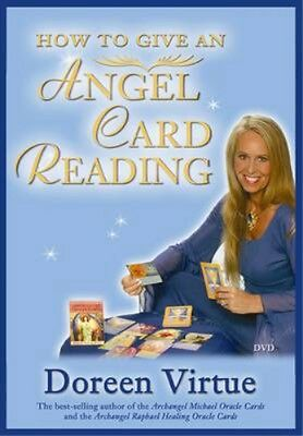 NEW How To Give An Angel Card Reading VIDEO (DVD video)