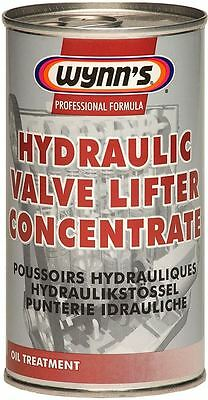 Wynns Hydraulic Valve Lifter Concentrate 325ml for Petrol and Diesel Engines