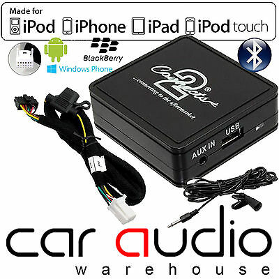 For Toyota Rav4 2004 On Bluetooth Music Streaming Handsfree AUX In CTATYBT002