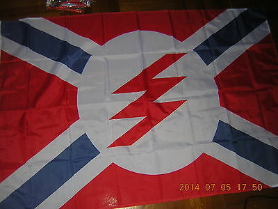 Flag of The National States' Rights Party NSRP USA US United States Ensign 3X5ft