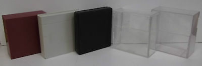 "3 1/2"" Floppy Disk Storage, Lot of 5, 3.5"" Used"