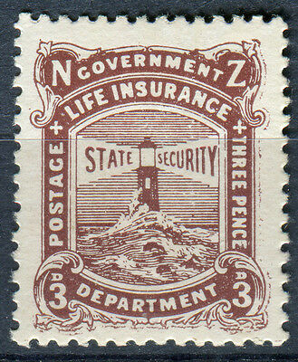New Zealand Stamps 1905-1932 Life Insurance Stamps Sc#OY20 MNH