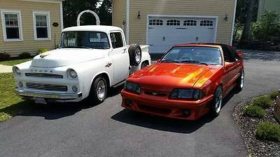Ford : Mustang T-Top Mustang T-Top Completely Rebuilt Ground Up $40k+ INVESTED 347 Stroker MINT