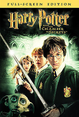 Harry Potter and the Chamber of Secrets (Full Screen Edition) NEW! NEVER OPENED!