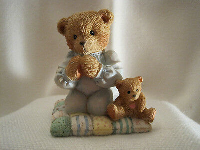 """Cherished Teddies: Patrick """"Thank You For A Friend That's True"""""""