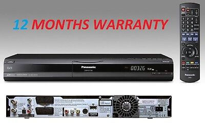 Panasonic DMR-EX768 DVD HDD Recorder 160GB HDMI Freeview MultiRegion Digital PVR