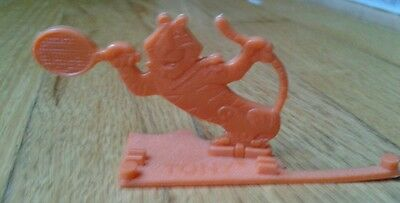 Vintage Kellogg's Frosted Flakes Tony The Tiger Stand-up Toy Cereal Premium