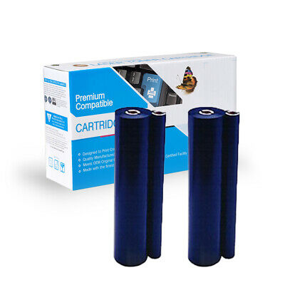2X High Quality Refill Rolls for BROTHER PC-202RF , Intellifax 1170/1270/1570MC