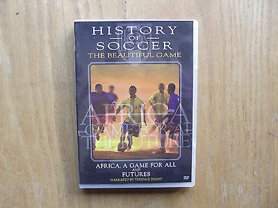 History of Soccer - The Beautiful Game (DVD, 2003) Disc 6 & 7 Only
