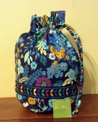 Vera Bradley  NWT  Retired   *Ditty Bag in Midnight Blues*   Authentic/Gift Idea