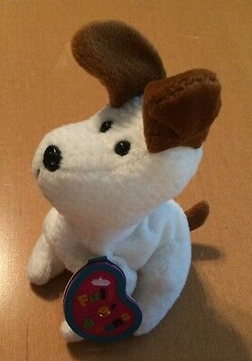Avon Full O' Beans Scout the Terrier Dog Plush