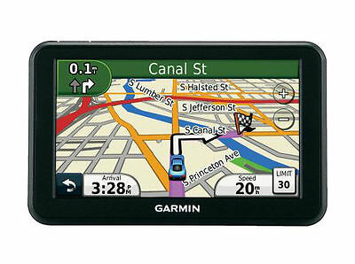 Garmin nuvi 50LM 5 inch Touchscreen GPS with Lifetime Map