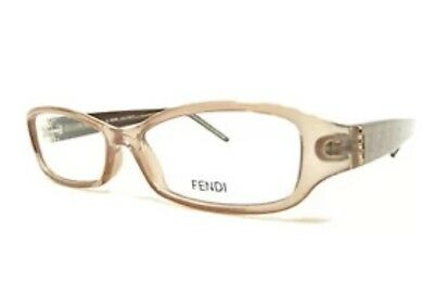FENDI EYEGLASSES 838R 665 POWDER PINK NEW OPTICAL RX ITALY SOLD OUT $350