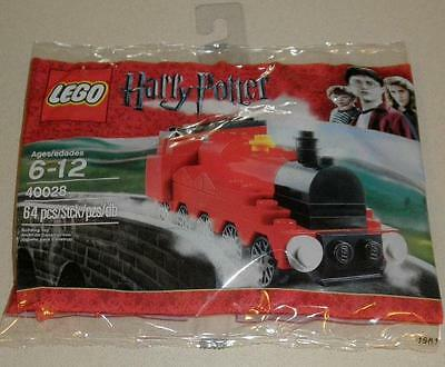 Lego Harry Potter Mini Kit Hogwarts Express #40028 64pcs Brand New Sealed Set