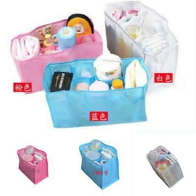 Portable Baby Diaper Nappy Tote Organizer Liner Storage Travel Bags 3 Sizes - LD