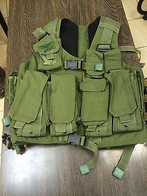 COMBAT TACTICAL VEST WEST WARRIOR ISRAELI FIGHTER ARMY DOLPHIN MILITARY IDF L@@K