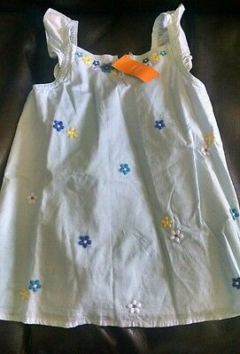 New with tags girls top tunic Gymboree size 9 blue