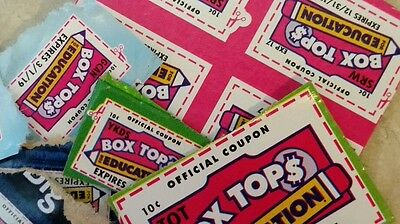 Box tops for education 50 pack