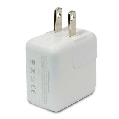 2.1A US Plug AC Travel Wall Home Charger Adapter for iPad Mini/Air/1/2/3/4/5