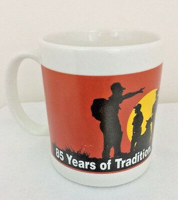 Boy Scouts Of America 85 Year Of Tradition Cup Mug Ceramic Scouting Outdoor F7