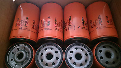 Fram PH2870A Engine Oil Filter - Spin-on Full Flow (LOT OF 12 FILTERS)