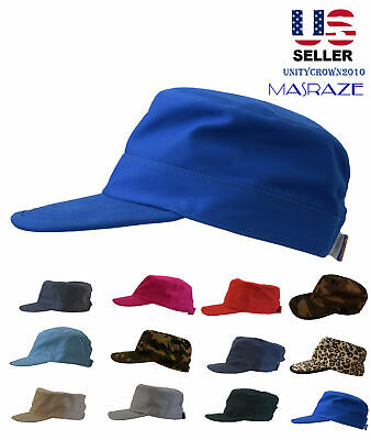 Masraze Army Military Patrol Cadet Baseball Cap men Summer Women Cotton Hat new