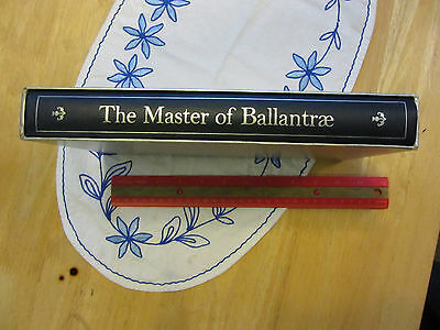 The Heritage Press The Master of Ballantrae Robert Louis Stevenson c. 1965