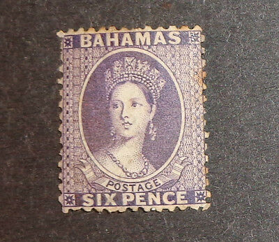 Bahamas stamp #14 mint OG VF