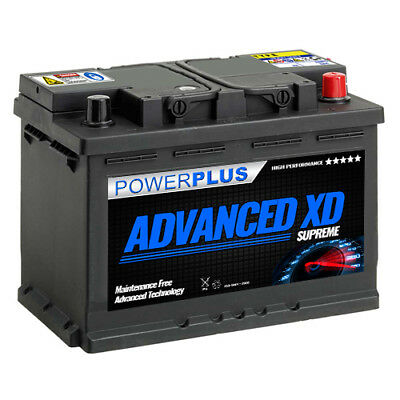 type advanced 096 xd car battery 77ah 780cca 5yr warranty picclick uk. Black Bedroom Furniture Sets. Home Design Ideas