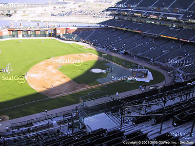 2 San Francisco Giants vs Los Angeles Angels Tickets 5/1 (San Francisco)