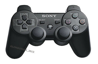 BRAND NEW SONY PLAYSTATION 3 PS3 DUALSHOCK 3 SIXAXIS WIRELESS CONTROLLER PAD