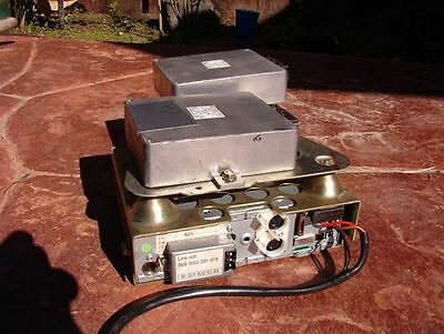 BECKER GRAND PRIX BE-1432 AMPLIFIERS, RECEIVER TUNER USED NICE