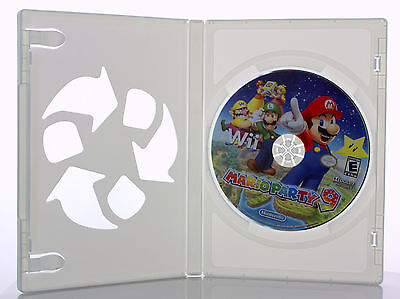 Mario Party 9  (Nintendo Wii, 2012) Game Disc w/Free Shipping!