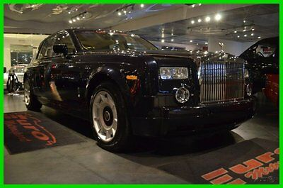 Rolls-Royce : Phantom Over cream hides ABSOLUTLEY Stunning Only 5 milles Dark Blue Over Tan Hides PerFect And Well Equipped With Only 5k Miles.