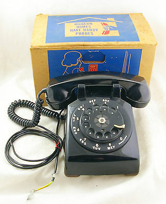New Old Stock Western Electric 5302 Telephone With Box
