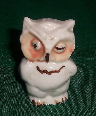 Shawnee Shaker Owl Vintage Made in USA
